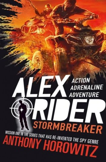 Image for Stormbreaker #1 Alex Rider