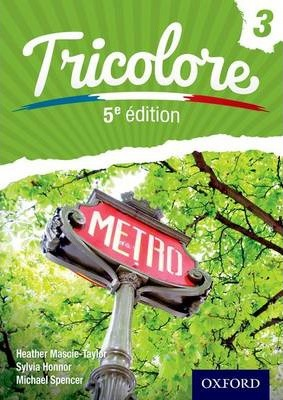 Image for Tricolore 3 Student Book