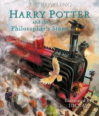 Image for Harry Potter and the Philosopher's Stone : Illustrated Edition