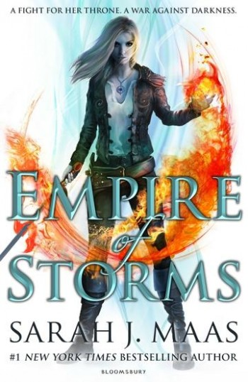 Image for Empire of Storms #5 Throne of Glass