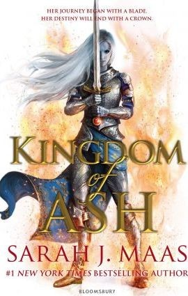 Image for Kingdom of Ash #7 Throne of Glass