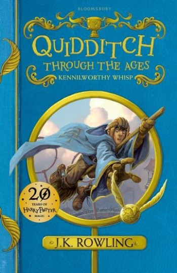 Image for Quidditch Through the Ages : Kenilworthy Whisp : Harry Potter