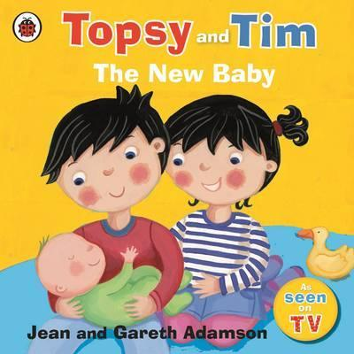 Image for Topsy and Tim : The New Baby