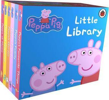 Image for Peppa Pig Little Library