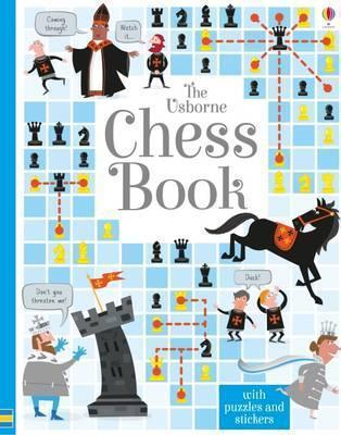 Image for The Usborne Chess Book