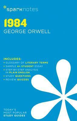 Image for Nineteen Eighty-Four 1984 SparkNotes Literature Guide