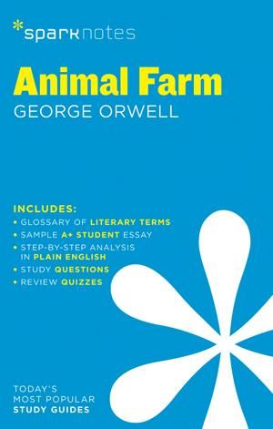 Image for Animal Farm SparkNotes Literature Guide