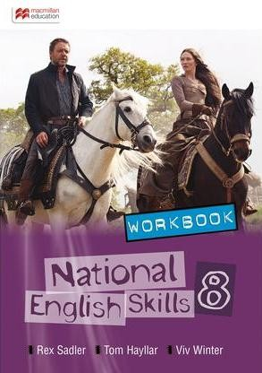 Image for National English Skills Australian Curriculum 8 Student Book + Digital
