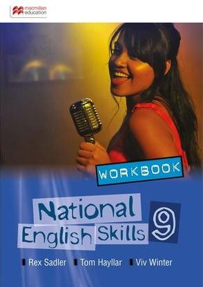 Image for National English Skills Australian Curriculum 9 Student Book + Digital
