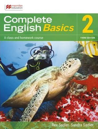 Image for Complete English Basics 2 [Third Edition] + Online Workbook