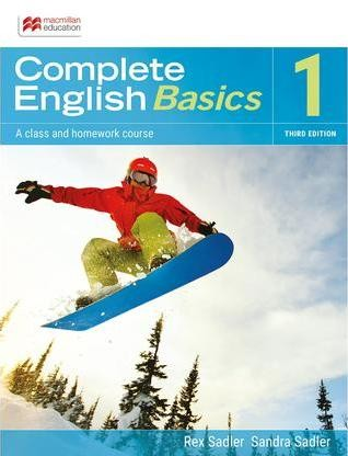 Image for Complete English Basics 1 [Third Edition] + Online Workbook