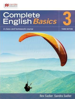 Image for Complete English Basics 3 [Third Edition] + Online Workbook