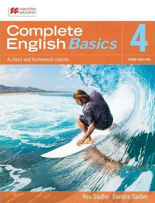 Image for Complete English Basics 4 [Third Edition] + Online Workbook