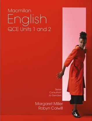 Image for Macmillan English QCE Units 1&2 Student Book + Digital