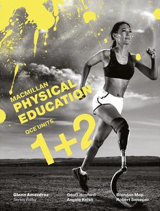 Image for Macmillan Physical Education QCE Units 1&2 Student Book + Digital