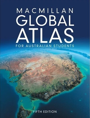 Image for Macmillan Global Atlas for Australian Students Fifth Edition Student Book + Digital