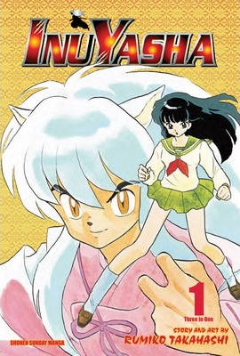 Image for InuYasha Volume 1 (Three in One)