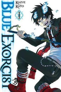 Image for Blue Exorcist 1