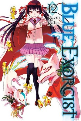 Image for Blue Exorcist 12