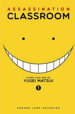 Image for Assassination Classroom 1