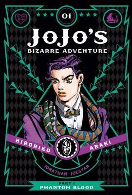 Image for JoJo's Bizarre Adventure 01 : Part 1 Phantom Blood