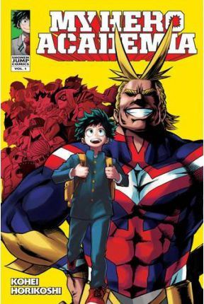 Image for My Hero Academia 1