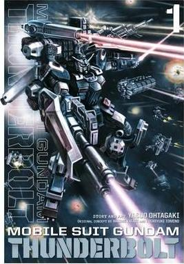 Image for Mobile Suit Gundam Thunderbolt 1