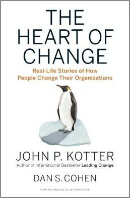 Image for The Heart of Change : Real-Life Stories of How People Change Their Organizations