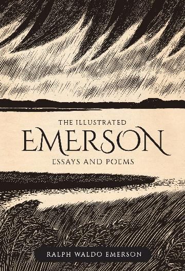 Image for The Illustrated Emerson : Essays and Poems