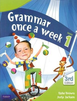 Image for Grammar Once a Week Book 1