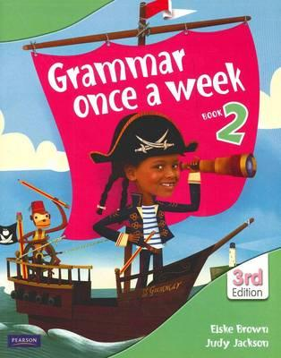 Image for Grammar Once a Week Book 2