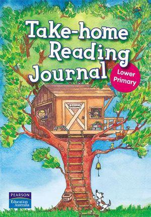 Image for Take-Home Reading Journal Lower Primary *** TEMPORARILY OUT OF STOCK ***