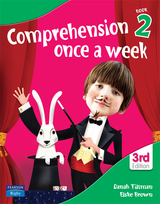 Image for Comprehension Once a Week Book 2