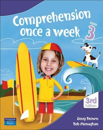 Image for Comprehension Once a Week Book 3