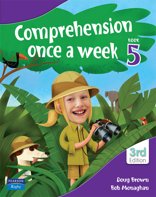Image for Comprehension Once a Week Book 5