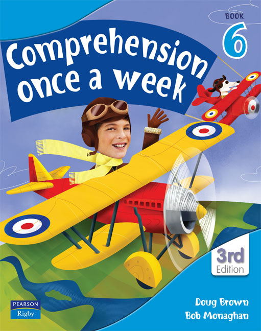 Image for Comprehension Once a Week Book 6
