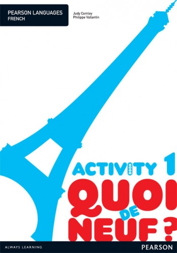 Image for Quoi de neuf ? 1 Activity Book