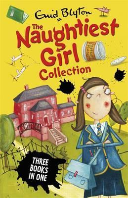 Image for The Naughtiest Girl Collection 1 : Books 1-3