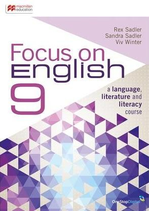 Image for Focus on English 9 Student Book + Digital