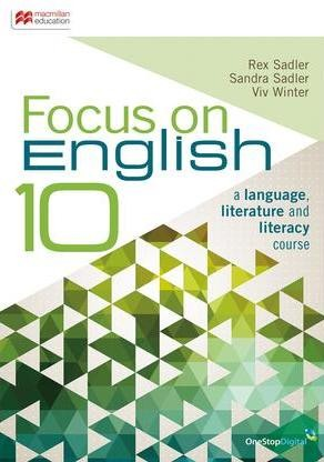 Image for Focus on English 10 Student Book + Digital