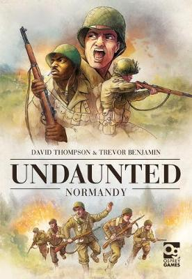 Image for Undaunted : Normandy # Osprey Games