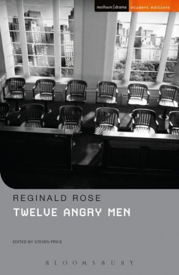 Image for Twelve Angry Men [play][Methuen Student Editions]