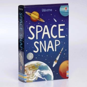 Image for Space Snap : 52 Snap Cards (13 matching sets of 4) in this box