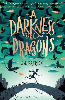 Image for A Darkness of Dragons #1 Songs of Magic