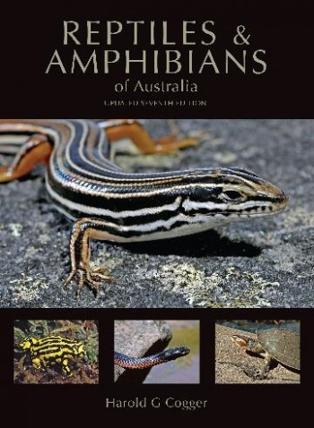 Image for Reptiles and Amphibians of Australia Updated Seventh Edition