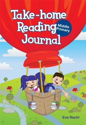 Image for Take-Home Reading Journal Middle Primary