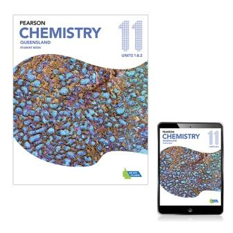Image for Pearson Chemistry Queensland 11 Student Book with eBook