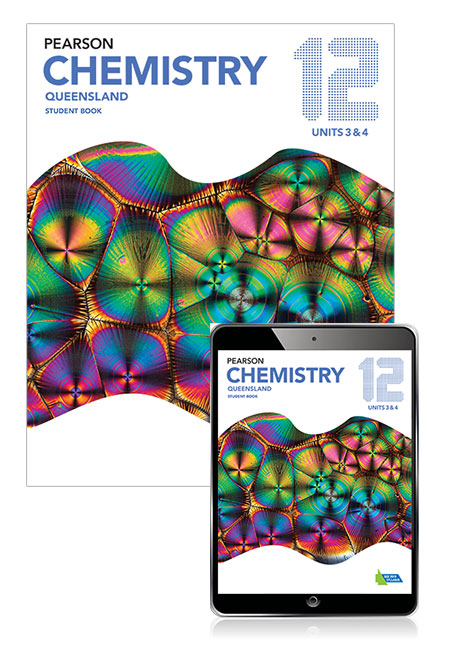Image for Pearson Chemistry Queensland 12 Student Book with eBook