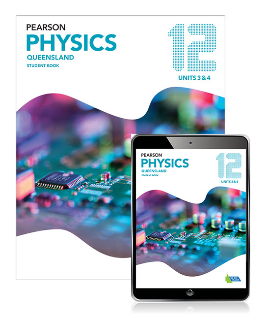 Image for Pearson Physics Queensland 12 Student Book with eBook