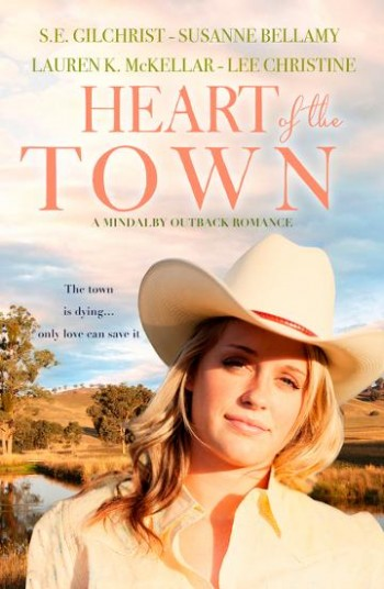 Image for Heart Of The Town (4in1) Cotton Field Dreams, Starting Over, More Than a Promise, A Daughter's Choice
